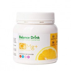 Balance Group Life Напиток CaMg+, 300 г, вкус: лимон
