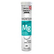 Swiss Energy Magnesium + B complex, 20 таб