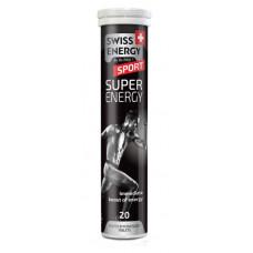 Swiss Energy Super Energy, 20 таб