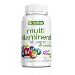 Quamtrax Nutrition Витаминно-минеральный комплекс Multi Vitamineral, 60 капс