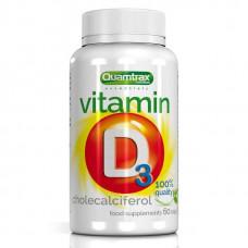 Quamtrax Nutrition Витамины Vitamin D3, 60 капс