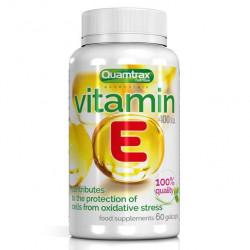 Quamtrax Nutrition Витамины Vitamin E, 90 капс