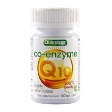 Quamtrax Nutrition Коэнзим Co-Enzyme Q10 30 мг, 60 капс