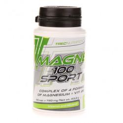 Trec Nutrition Magne 100 Sport, 60 капс