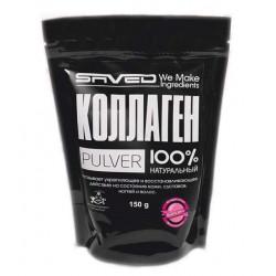 Shved Ingredients Коллаген PULVER 100%, 150 г, вкус: бабл гам