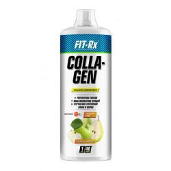FIT-Rx Collagen, 1000 мл, вкус: груша-яблоко
