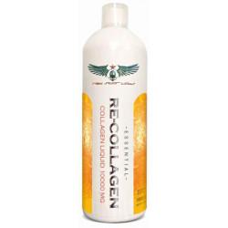 Red Star Labs Жидкий коллаген RE-Collagen Liquid 10000 мг, 1000 мл, вкус: мед-черника