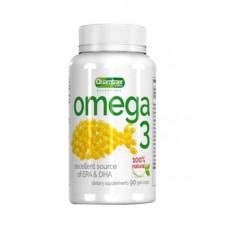 Quamtrax Nutrition Омега жиры Omega 3, 90 капс