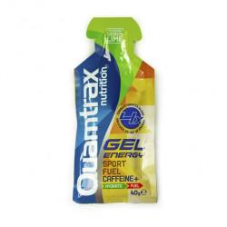 Quamtrax Nutrition Энергетический гель Power Energy Gel, 40 г, вкус: лимон-лайм