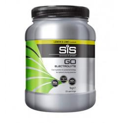 Science in Sport - SIS Изотонический напиток Go Electrolyte, 1000 г, вкус: лимон-лайм