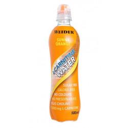 Weider L-Carnitine Water, 500 мл, вкус: апельсин