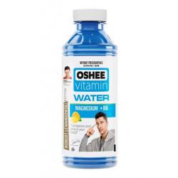 Oshee Vitamin Water Magnesium + B6, 555 мл