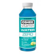 Oshee Vitamin Water Zero - без сахара, 555 мл