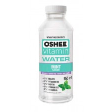 Oshee Vitamin Water Mint, 555 мл