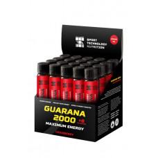 Sport Technology Nutrition Guarana 2000, 20 амп, вкус: клюква