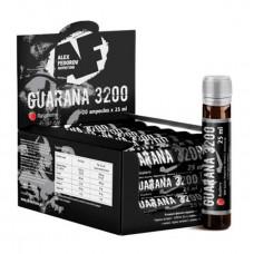 Alex Fedorov Nutrition Guarana 3200, 20 амп, вкус: малина