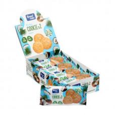 ProteinRex 25% Royal CakeRoyal Cake Cookie- *2 низкокалорийные 50 г, 12 шт, вкус: кокос