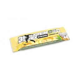 ProteinRex Протеиновые батончики STRONG - 35% 100 г, 12 шт, вкус: баноффи пай