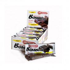 BOMBBAR Bombbar Протеиновые батончики Bombbar, 20 шт, вкус: шоколад