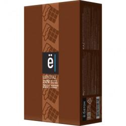 ё|Батон Батончики ё|Батон Шоколад 50 г, 20 шт, вкус: шоколад