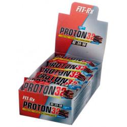 FIT-Rx Батончики PROTON 32 50 г, 24 шт, вкус: шоколад