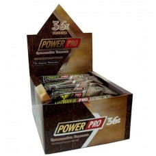 Power Pro Батончики Power Pro 36% 60 г, 20 шт, вкус: мокачино