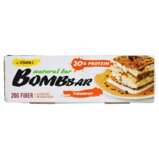 BOMBBAR Bombbar Протеиновые батончики Bombbar, 20 шт, вкус: тирамису