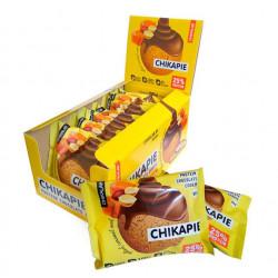 BOMBBAR Протеиновое печенье CHIKAPIE, 9 шт, вкус: арахис-карамель