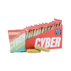 Bite Печенье Cyber 60 г, 20 шт, вкус: корица-орех