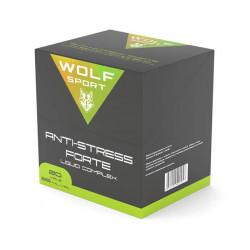 WOLFSPORT Anti-stress FORTE liquid complex, 20 амп, вкус: черника