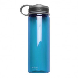 Asobu Бутылка спортивная Pinnacle, 1 шт, цвет: голубой