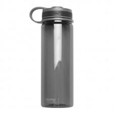Asobu Бутылка спортивная Pinnacle, 1 шт, цвет: серый
