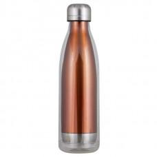 Asobu Бутылка Viva La Vie, 1 шт, цвет: оранжевый