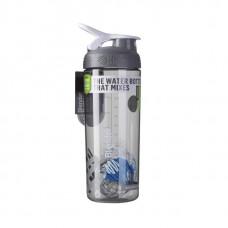 Blenderbottle SportMixer Sleek, 1 шт, цвет: серый графит