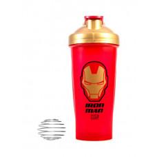 IronTrue Шейкер Super Hero, 700 мл, цвет: Железный человек
