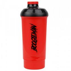 Trec Nutrition Шейкер Boogieman, 700 мл, цвет: красный-черный