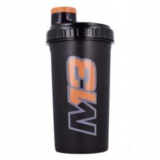 Trec Nutrition Шейкер M-13, 700 мл, цвет: черный