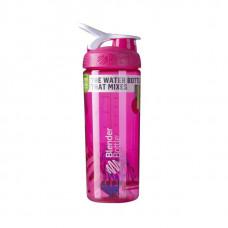 Blenderbottle SportMixer Sleek, 1 шт, цвет: малиновый