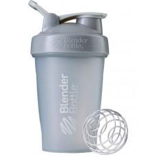Blenderbottle Шейкер Classic V2 Full Color, 591 мл, цвет: серый графит