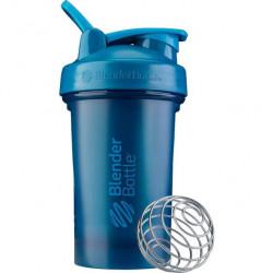 Blenderbottle Шейкер Classic V2 Full Color, 591 мл, цвет: синий