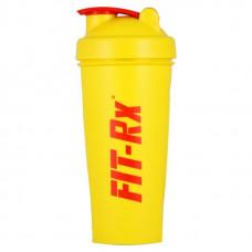 FIT-Rx Шейкер, 600 мл, цвет: желтый