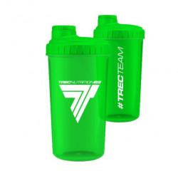 Trec Nutrition Шейкер Trec Team, 700 мл, цвет: неоновый зеленый