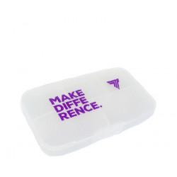 Trec Nutrition Кейс для капсул - Таблетница Make Difference, 1 шт
