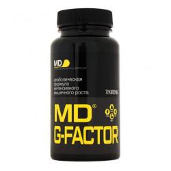 Аминокислотный комплекс для роста мышечной массы G-Factor, 72 капсулы, MD
