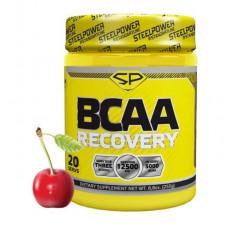 BCAA RECOVERY, вкус «Вишня», 250 гр, STEELPOWER