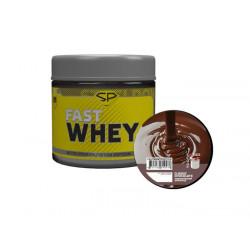 Протеин Fast Whey, пробник, вкус «Шоколад», 30 гр, STEELPOWER