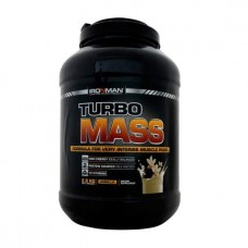 "Гейнер TURBO Mass, вкус ""Ваниль"", 2.8 кг, IRONMAN"