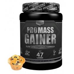 Гейнер PROMASS GAINER, 1500 гр, вкус «Черничный маффин», STEELPOWER