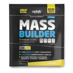 Гейнер Mass Builder, вкус «Банан», саше 100 гр, VPLab