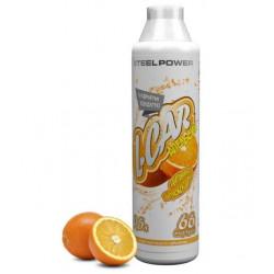 L-карнитин, вкус «Апельсин», 500 мл, STEELPOWER